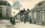N°20862 -cpa Beaumont Pied De Boeuf -centre Du Bourg- - France