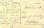 Feldpost 1.WK  FEST.-EISENB.-BETR.-ABT. 1  (Antwerpen) 1917 - Deutschland