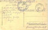 Feldpost 1.WK  EISENBAHN-BETR. KOMPAGNIE 85  M.E.D.III - Deutschland