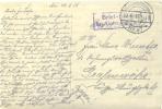 Feldpost 1.WK  BAY. EISENB. BETR. KP. Nr. 1  1916 - Deutschland