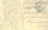 Feldpost 1.WK  RES. BAU=K. No 2 EISB. B.  1915 - Deutschland