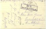 Feldpost 1.WK  RES. EISENB.-BAUKOMP: 18  1918 - Deutschland