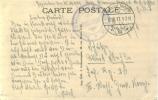 Feldpost 1.WK  RESERVE EISENBAHN BAU KOMPAGNIE Nr. 45  1917 - Deutschland