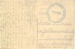 Feldpost 1.WK  KÖNIGL. PREUSSISCHES EISENBAHN-BATAILLON No 2  1915 - Deutschland