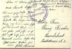 Feldpost 1.WK  MASCHINENAMT I DER MILITÄR EISENBAHN DIREKTION 2 1917 - Deutschland