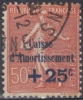 France N° 250  Oblitéré - Usati