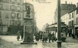NOISY LE SEC - Place Jeanne D´Arc - Très Animée - Noisy Le Sec