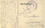 Feldpost 1.WK  FESTUNGS-FERNSPRECH-ABTEILUNG  METZ  1915 - Deutschland