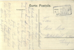 Feldpost 1.WK  KRIEGSLAZARETT 4 BRÜSSEL 1918 - Deutschland