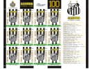 San Marino 2012 Minifoglio Centenario Santos Futebol MNH - Nuovi