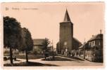 Anvaing, L'Eglise Et Presbytère (pk5217) - Frasnes-lez-Anvaing