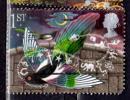 Great Britain 1991 1 St Bird Charm Bracelet Issue  #1352 - 1952-.... (Elizabeth II)
