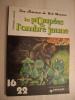 (bd512) HENRI VERNES + VANCE / BOB MORANE LES POUPEES DE L´OMBRE JAUNE  / Editions Dargaud 16/22 N°12 De 1977 , Coté 9 E - Bob Morane