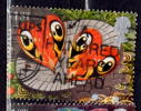 Great Britain 1991 1 St Peacock Moth Issue  #1358 - 1952-.... (Elizabeth II)