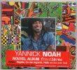 CD005 / YANNICK NOAH ALBUM FRONTIERES - Musique & Instruments