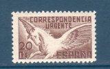 SPAGNA/ SPAIN 1938--PEGASO -- *MLH - 1931-Hoy: 2ª República - ... Juan Carlos I