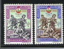 Algerien ** , 458 - 59 , Tag Der Freiheitskämpfer. - Algerije (1962-...)