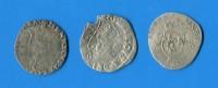 Henri  II  1547 - 1559  Douzain  3 Pièces - 1547-1559 Henri II