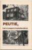 Peutie, Het Vroegere Kastelendorp - Livres, BD, Revues