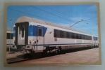 Train - Chemin De Fer - Locomotive - Wagon :::::: A9T2005 DE CLASSE PREFERENTE - Eisenbahnen