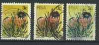 VEND TIMBRES D ´ AFRIQUE DU SUD N° 418 X 3 NUANCES DIFFERENTES !!!! - South Africa (1961-...)