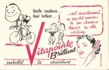 BUVARD VITAPOINTE BRILLANT EMBELLIT LA CHEVELURE - Parfums & Beauté