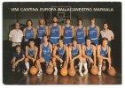 $3-2194 SPORT PALLACANESTRO MARSALA 1982 VIAGGIATA. - Pallacanestro