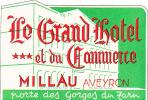 MILLAU / LE GRAND HOTEL    ///// - Hotel Labels
