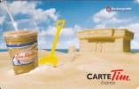 Canada Restaurants Tim Hortons - Restautant En Sable, Sand Work, Plage - Otros