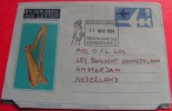 ==GB  Aerogramme 1974 - Luftpost & Aerogramme