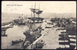 Lebanon  BEYROUTH    Quais Et Port De Beyrouth  1916    Old Postcard - Liban