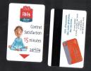 GERMANY - HOTEL KEY CARD  (  IBIS HOTEL  )  - - Hotel Keycards