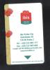 PRAHA CITY - HOTEL KEY CARD  (  IBIS HOTEL  )  - - Hotel Keycards