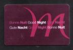 GERMANY - HOTEL KEY CARD  (  HOTEL MERCURE   )  - - Hotel Keycards