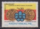 Uruguay  1433 , **  (T 634)* - Uruguay