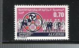 Algerien ** , 570 , Emblem, Techniker - Algerije (1962-...)