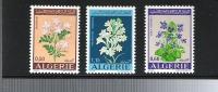 Algerien ** , 589 - 91 , Blumen - Algerije (1962-...)