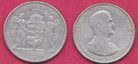 Ungheria 5 Pengo 1930 - Hungary