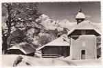 CREST-VOLAND (Savoie). Alt. 1230 M - Chalets De La Colonies St-Augustin De Montgeron Et Le Mont Charvin - 1963 - Autres Communes
