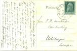 BAHNPOST 1912 Bayern NEUNK. II LDWHF. - Deutschland