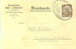 BAHNPOST 1934 ULM - SIGMARINGEN Zug 3388 - Briefe U. Dokumente
