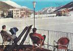 20725 Aprica Italia -saison D'hivers . Ski Skieur