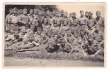 Libya  ITALIAN  MILITARY     SOLDIERS  Photo Pc        Old Postcard - Libya