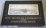 Alte Deutsche Landkarten Und Städteansichten Dieses Exemplar Trägt Die Nummer L 599 - Landkarten