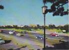 20737 Marunouchi (business Center) Seen From Iwaida-bashi Bridge Ef Imperial . Palace Tokyo -japon . Vieille Voiture