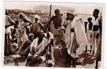 Cpa   SOMALIA   ITALIANA  Folk  Ethnic      Old Postcard - Somalie