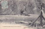 CPA 38 @ SAINT MARTIN DE LA CLUZE @ Passage Sur Le Drac à Monteynard En 1905 @ TOP CARTE ! @ - Autres Communes