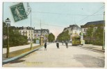 RENNES. -  L'Avenue De La Gare - Rennes