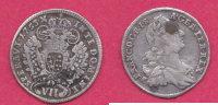 Austria 7 Kreuzer 1753 HA - Austria