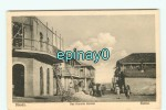 Br - GUINEE - GUINE BISSAU - Rua Honorio Barreto - Macon - Maconnerie - échafaudage - Guinea-Bissau